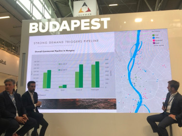 Expo Real München 2019 Budapest stand