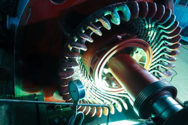 Ez egy kép egy generátorról. Több információt nem tudok hozzáadni. :( Fotó: Shutterstock