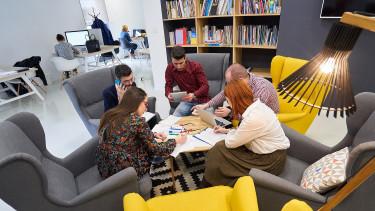 Ez minden cégvezető álma: jön a tökéletesen hatékony irodák kora?