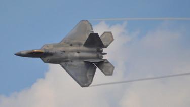 f-22 raptor amerikai vadászgép légierő usa