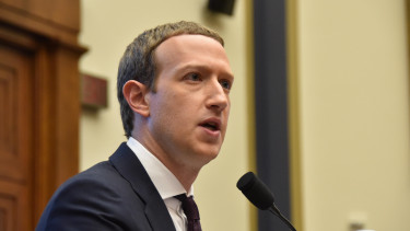Facebook co-founder and CEO Mark Zuckerberg