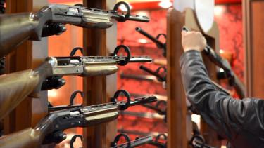 fegyverek fegyverbolt sörétes