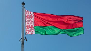 fehérorosz zászló
