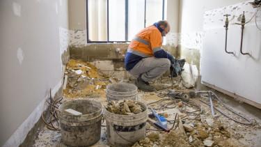 felújítás építkezés