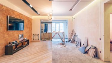 felújítás lakás