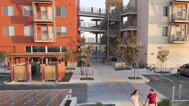 fenntartható zöld épület