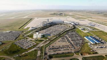 ferihegyi reptér