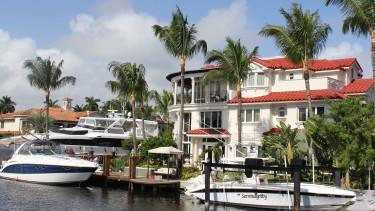 Floridai yachtok és luxus villa