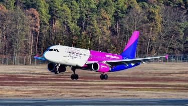 Fogyasztóvédelmi vizsgálat indult a Wizz Air ellen