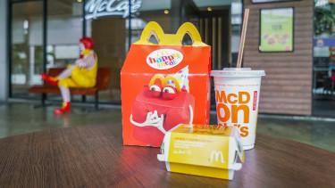 Fontos lépést tesz a környezetvédelemért a McDonald's
