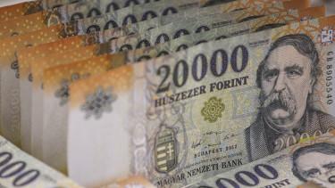 forint bankjegy húszezer