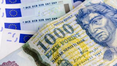forint és euro