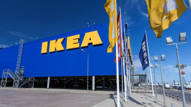 Forradalmi újítás az IKEA-nál, jön a levegőt tisztító függöny