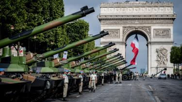 francia haderő