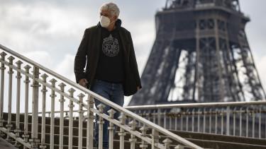 franciaország zárlat koronavírus járvány