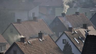 füst kémény szmog