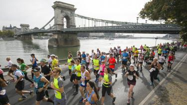 futás_budapest_maraton_mti