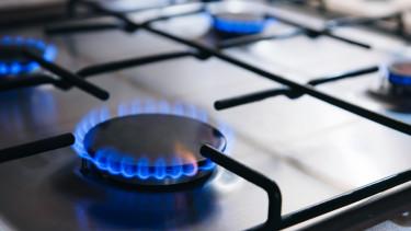 gáz főzés sütés