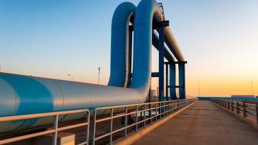 gázvezeték északi áramlat 2