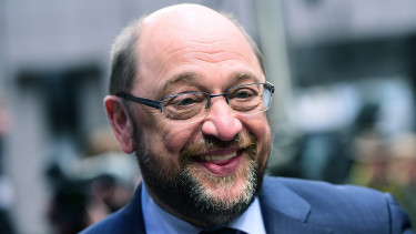 Germany's Schulz threatens Hungary with less EU funding