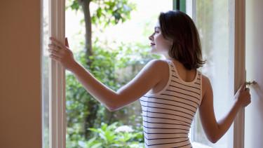 getty, ablak, szellőzetet, levegő,
