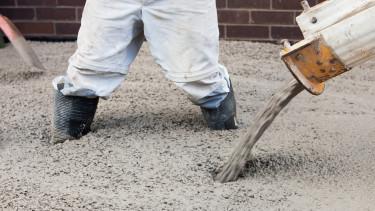 getty, beton, cement,