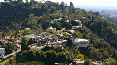 getty, beverly hills, california, kalifornia, los angeles, villa