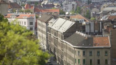 getty, budapest, bérház, lakás, utca, város
