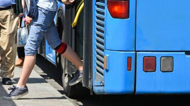 getty, busz, tömegközlekedés