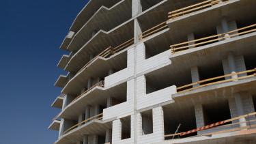 getty, építkezés, lakásfejlesztés, szerkezetkész