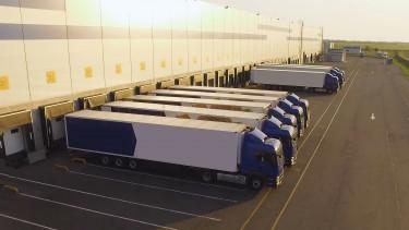 getty, kamion, raktár, logisztika, ipari ingatlan, csarnok