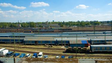 getty, keleti, vasút, vágány, vonat,