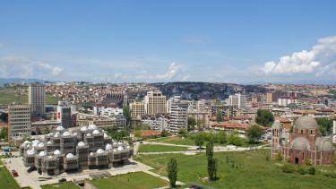 getty, koszovó, pristina, balkán