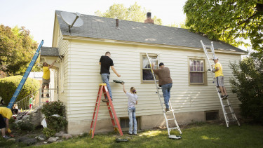 getty, lakásfelújítási támogatás, ház, lakás, felújítás,