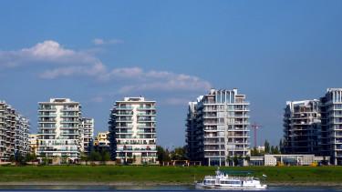 getty, marina part, újlakás, dunapart, hajó, lakópark, társasház, lakás