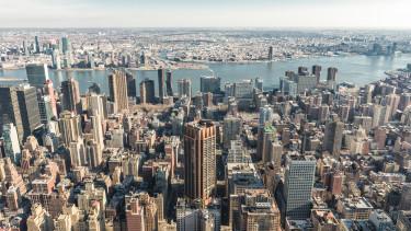 getty, new york, mahnattan, felhőkarcoló, irodaház, cbd,