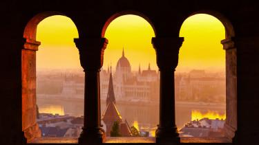 getty, parlament, duna, vár, budapest