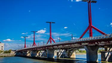 getty, rákóczi, híd, budapest,