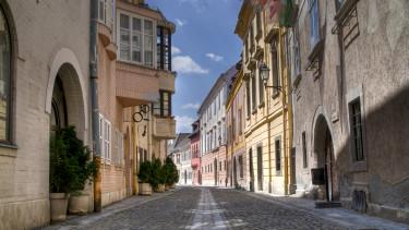 getty, sopron, utca, óváros
