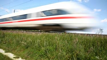getty, vonat, nagysebességű vasút,