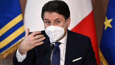 giuseppe conte olaszország kormányválság