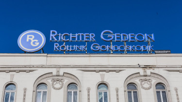 Good news for Richter, share price jumps