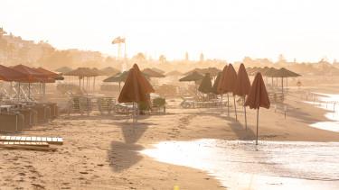 gorogorszag hőség nyár beach ternegrpart