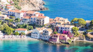 Görögország tengerpart lakások