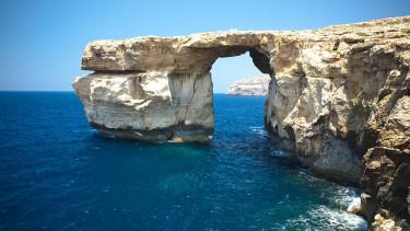 Gyász! Odalett Málta egyik turistalátványossága