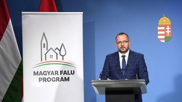 Gyopáros Alpár magyar falu program
