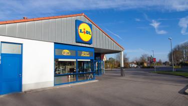 Gyorséttermeket nyitott a Lidl Magyarországon