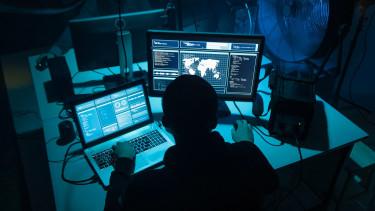 Hackertámadás érte az EKB egyik honlapját