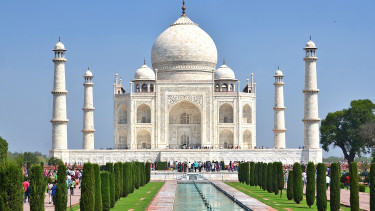 Hamarosan magasabb lesz India szeméthegye, mint a Tádzs Mahal
