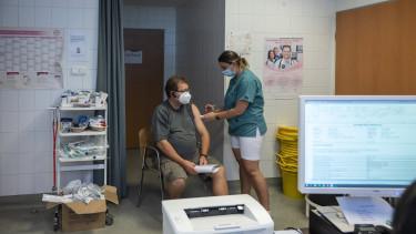 harmadik oltás koronavírus vakcina